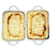 St. Clair 2-pack White Cheddar Macaroni and Cheese Trays