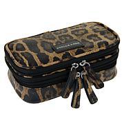 Stella & Max Jewelry Travel Organizer - Glitter Leopard