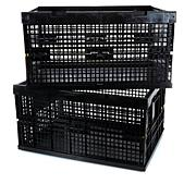 StoreSmith 2-pack Collapsible Crates