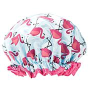 Studio Dry by Upper Canada Shower Cap - Flamingo
