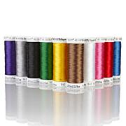Sulky 40wt Rayon Embroidery Thread - 10 Pack