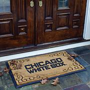 Team Door Mat - Chicago White Sox - MLB