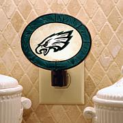 Team Glass Nightlight - Philadelphia Eagles
