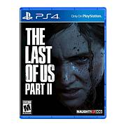 The Last of Us Part II Standard Edition for PlayStation 4