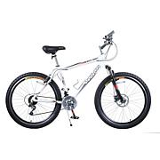 Titan White Knight Men's 21-Speed Mountain Bike