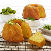 Tortuga Golden Rum Cake & Caribbean Key Lime Rum Cake