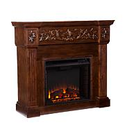 Vercelli Electric Fireplace
