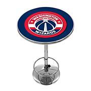 Washington Wizards NBA Chrome Pub Table