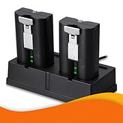 Wasserstein Ring Compatible Battery Charger