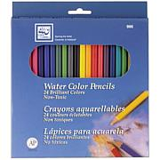 Watercolor Pencils 24-pack