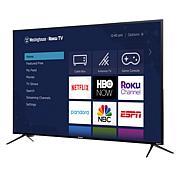 "Westinghouse 58"" 4K UHD Smart TV with Built-In Roku & 2-Year Warranty"