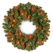 "Winter Lane 24"" Kincaid Spruce Wreath"