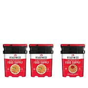 Wise Company 360 Servings Emergency Food Supply