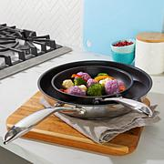 Wolfgang Puck Plasma Elite Nonstick 2-piece Skillet Set