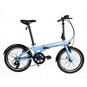 Zizzo Via 7-speed Aluminum Folding Bike