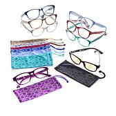 JOY Safari Swirl 16pc Couture SHADES Readers Collection