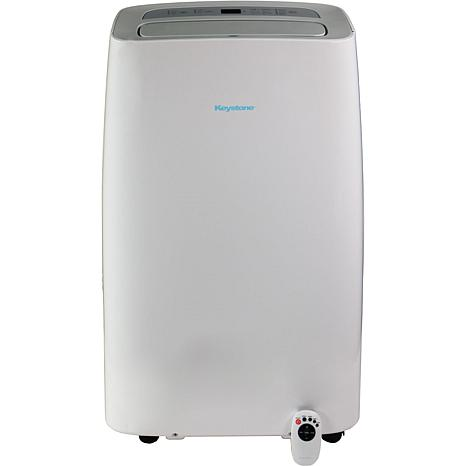 115V Portable Air Conditioner with Remote for Rooms up to 350 Sq Ft.