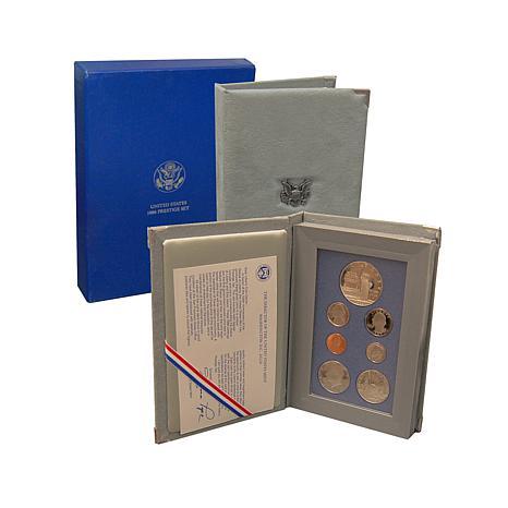 1986 S-Mint Prestige Proof Set
