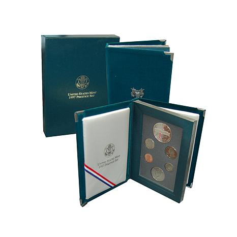 1997 S-Mint Prestige Proof Set