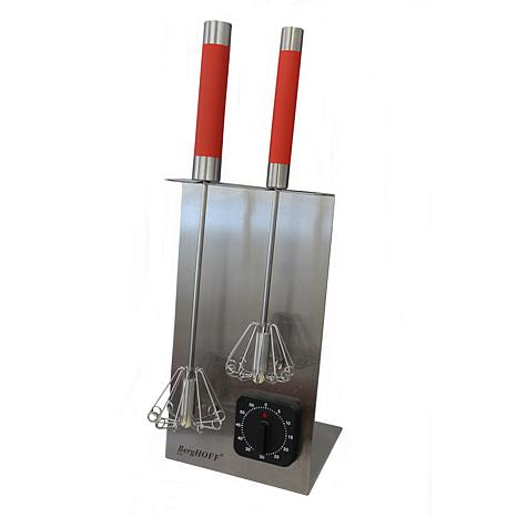 2-piece Whisk Set with Free Timer