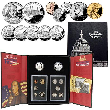 2006 American Legacy Proof Set