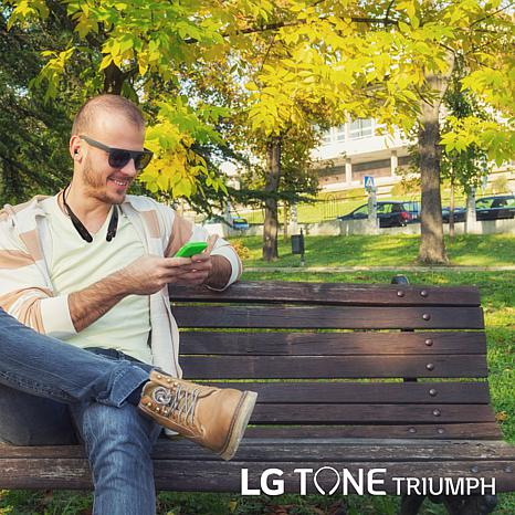 2-pack lg tone triumph wireless stereo headsets with pandora and