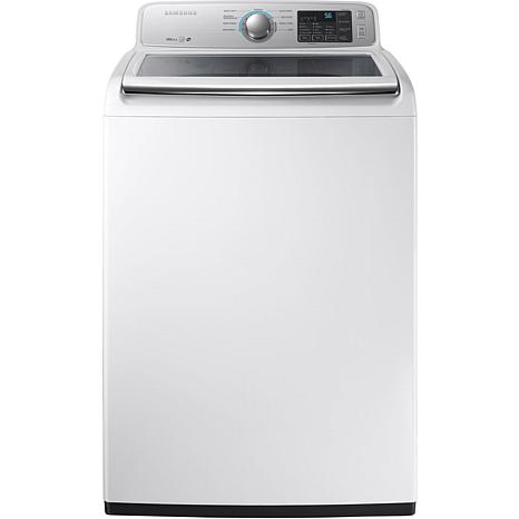 4.5 Cu. Ft. Capacity Top Load Washer - White