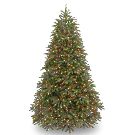 7-1/2' Jersey Fraser Tree (1000 Multicolor)