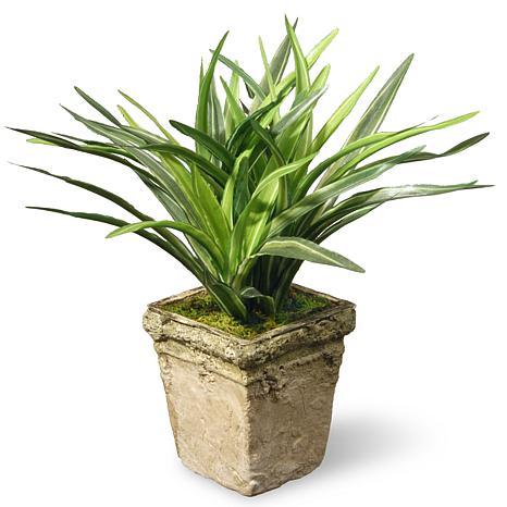 """9"""" Artificial Dracaena Plant"""