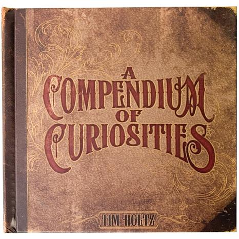 A Compendium of Curiosities - Tim Holtz Idea Book