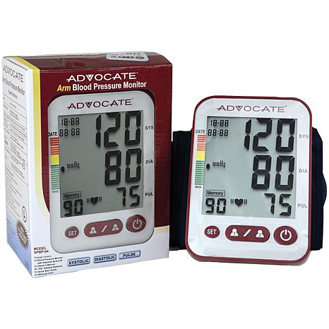 Advocate Arm Blood Pressure Monitor - Medium Cuff