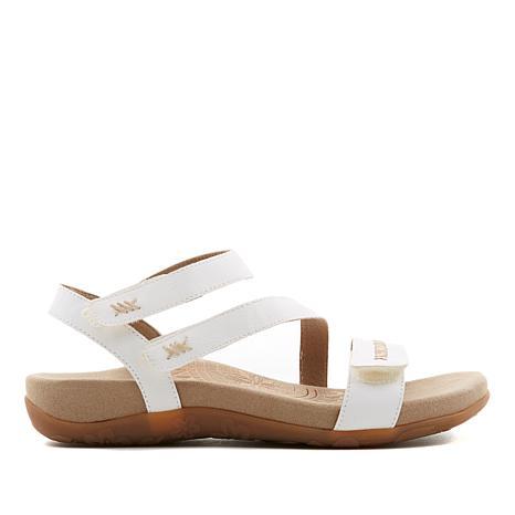 Aetrex® Gabby Quarter-Strap Sandal