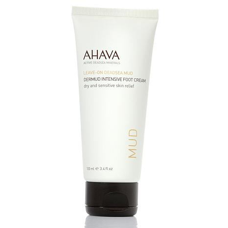 AHAVA Deadsea Dermud Intensive Foot Cream