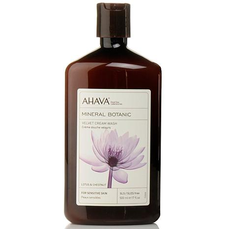 AHAVA Lotus Flower Chestnut Wash 17oz