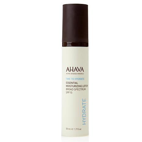 AHAVA Time to Hydrate Lotion with SPF 15