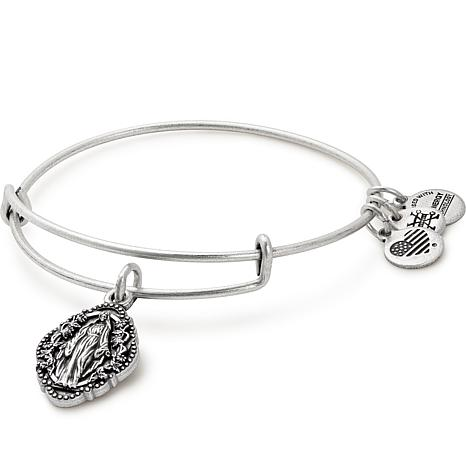 Alex And Ani Quot Mother Mary Quot Charm Expandable Bangle