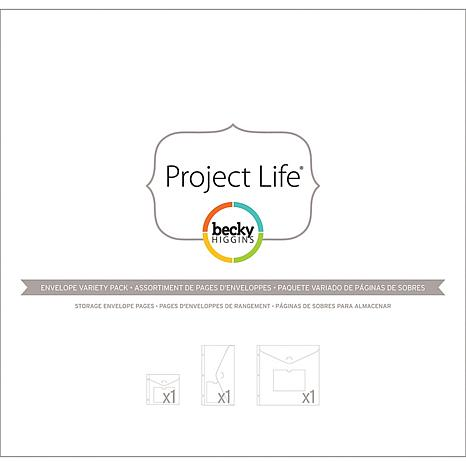 American Crafts Project Life Collection - Variety Pack
