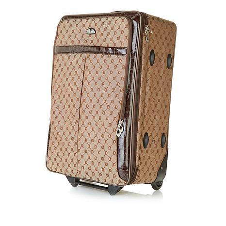 American Flyer Signature Set 4-piece Luggage Set