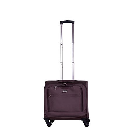One Size Brown American Flyer South West 4-Wheel Professional Business Case