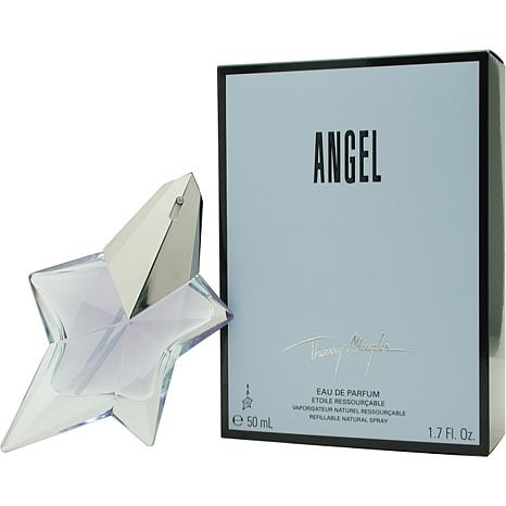 Angel By Thierry Mugler Eau De Parfum Spray Refillable 17 Oz For
