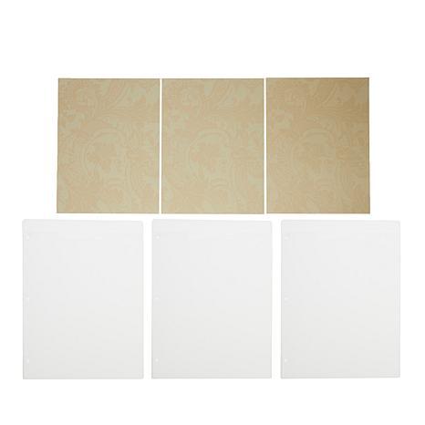Anna Griffin® 3-count Die Storage Sleeves