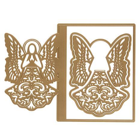 Anna Griffin® Angelic Jacket Card Dies