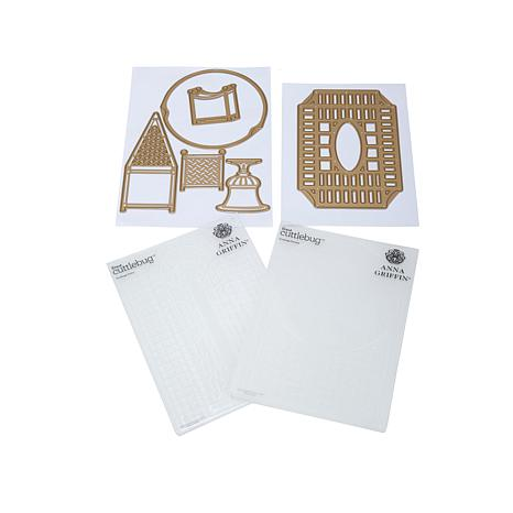 Anna Griffin® Cuttlebug™ Treillage Die & Folder Set