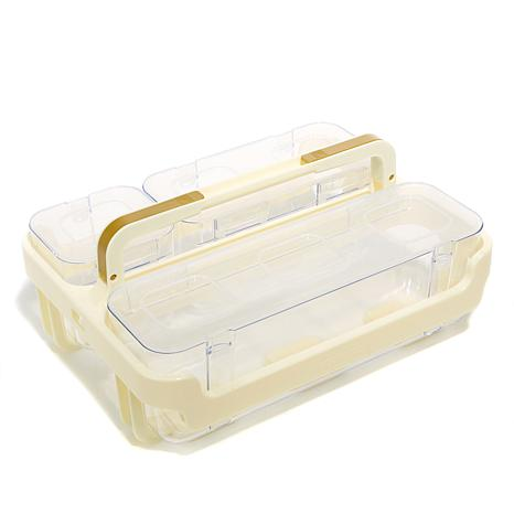 Anna Griffin® Deflecto Stackable Caddy Organizer