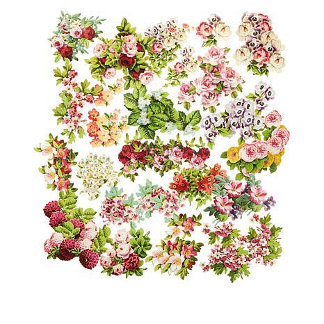 Anna Griffin® Favorite Flower 120-pack Mini 3D Sticker Set