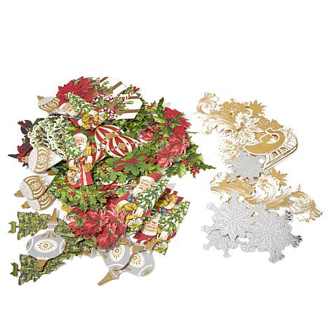 Anna Griffin® Favorite Holiday Embellishment Stickers