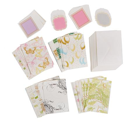 Anna Griffin® Window Ledge Cardmaking Kit and Dies - 8375556 | HSN
