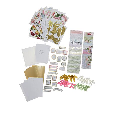 Anna Griffin® Watercolor Decoupage Card Kit