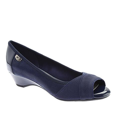 Anne Klein Sport Memory Slip-On Wedge