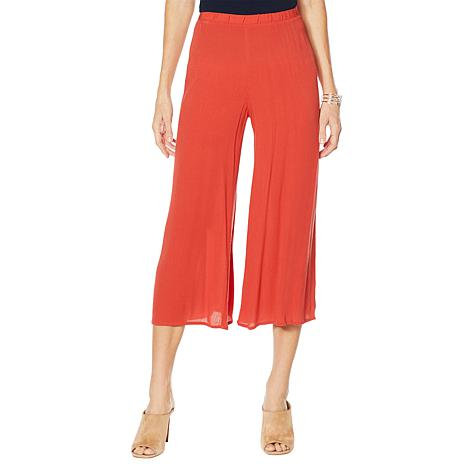 "Antthony ""Culturally Styled"" Cropped Palazzo Pant"
